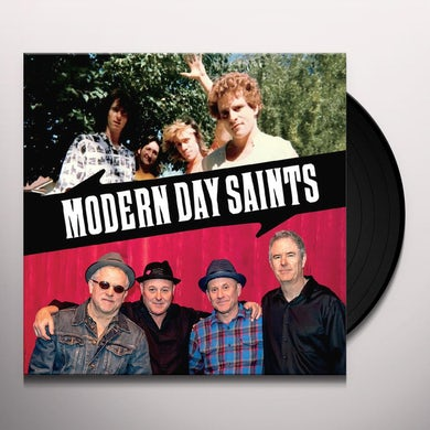 Modern Day Saints ANYTHING CAN HAPPEN / HOUSE Vinyl Record