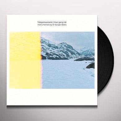 TIDAGERSVARSELET/HVER GANG NAR INSTRUMENTALS Vinyl Record
