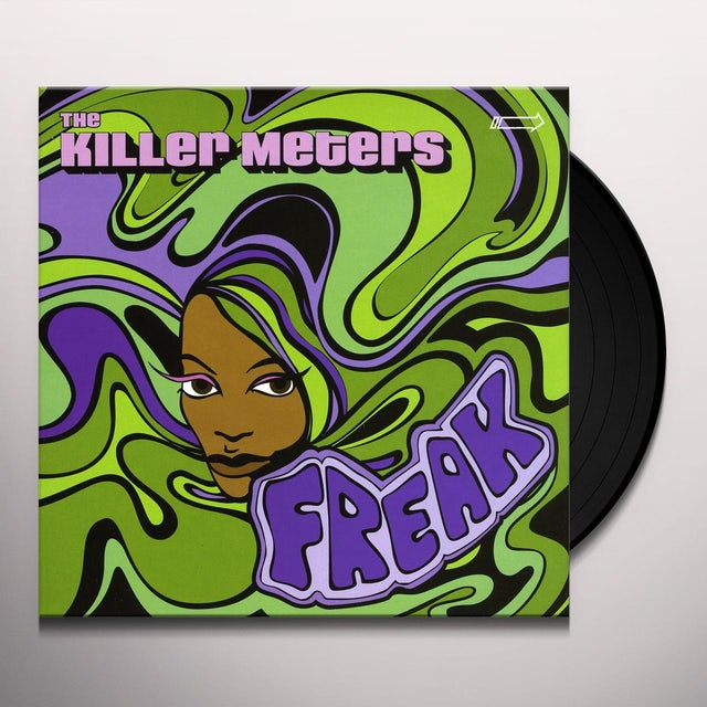 The Killer Meters FREAK/STOMP Vinyl Record - UK Release