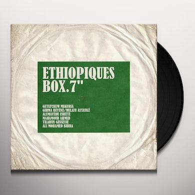 Ethiopiques 7 Box Set / Various Vinyl Record