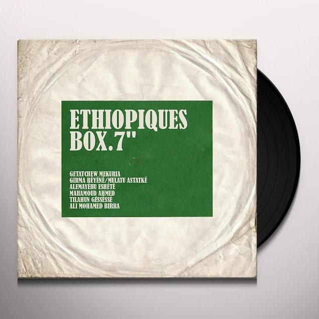 Ethiopiques 7 Box Set / Various