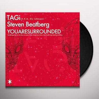 Tagi / Steven Beatberg YOUARESURROUNDED Vinyl Record
