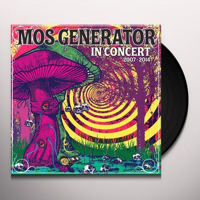 IN CONCERT 2007 - 2014 Vinyl Record