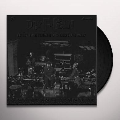 ES IST EINE FREMDE UND SELTSAME WELT Vinyl Record