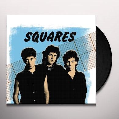 Joe Satriani SQUARES Vinyl Record