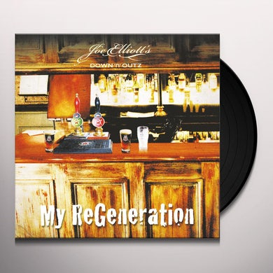 DOWN N OUTZ MY RE-GENERATION Vinyl Record