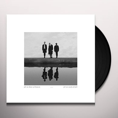 Pvris ALL WE KNOW OF HEAVEN ALL WE NEED OF HELL Vinyl Record