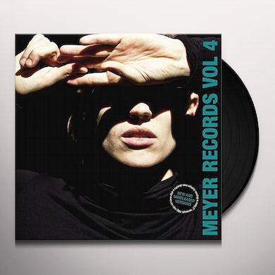 MEYER RECORDS VOL.4 / VARIOUS Vinyl Record