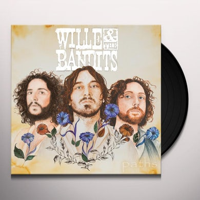 Wille & The Bandits PATHS Vinyl Record