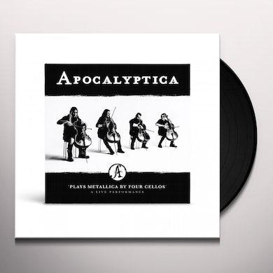 Apocalyptica PLAYS METALLICA BY FOUR CELLOS - LIVE PERFORMANCE Vinyl Record