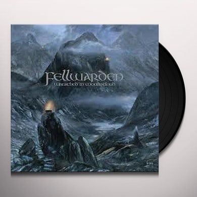 Fellwarden WREATHED IN MOURNCLOUD Vinyl Record