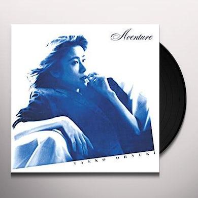 Taeko Onuki AVENTURE Vinyl Record