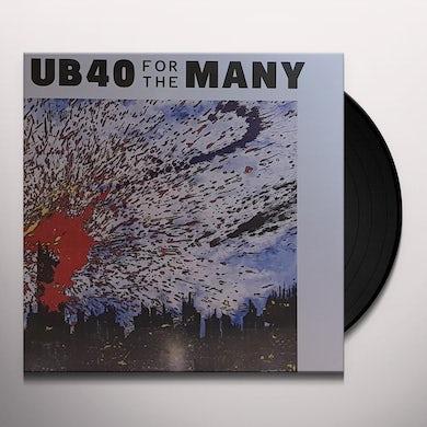 Ub40 FOR THE MANY Vinyl Record