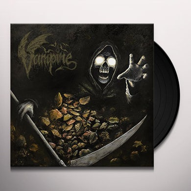 Vampire Vinyl Record