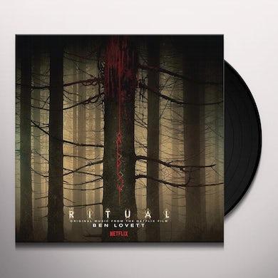 Ben Lovett THE RITUAL (ORIGINAL SCORE) Vinyl Record