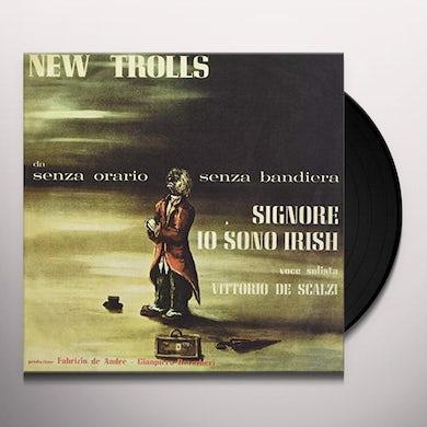 New Trolls SIGNORE IO SONO IRISH / DUEMILA Vinyl Record