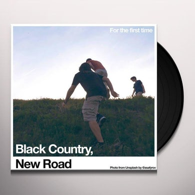 Black Country, New Road FOR THE FIRST TIME Vinyl Record