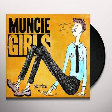 Muncie Girls SLEEPLESS Vinyl Record
