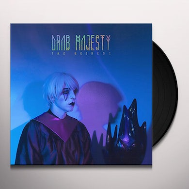 Drab Majesty HEIRESS / DEMON Vinyl Record