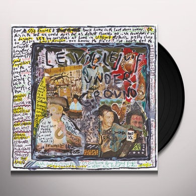 LE VILLEJUIF UNDERGROUND Vinyl Record