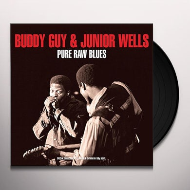 Buddy Guy PURE RAW BLUES Vinyl Record