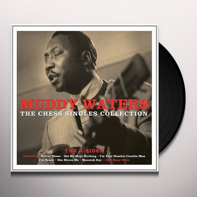 Muddy Waters CHESS SINGLES COLLECTION Vinyl Record
