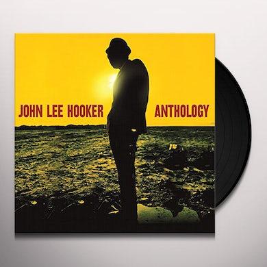 John Lee Hooker ANTHOLOGY Vinyl Record