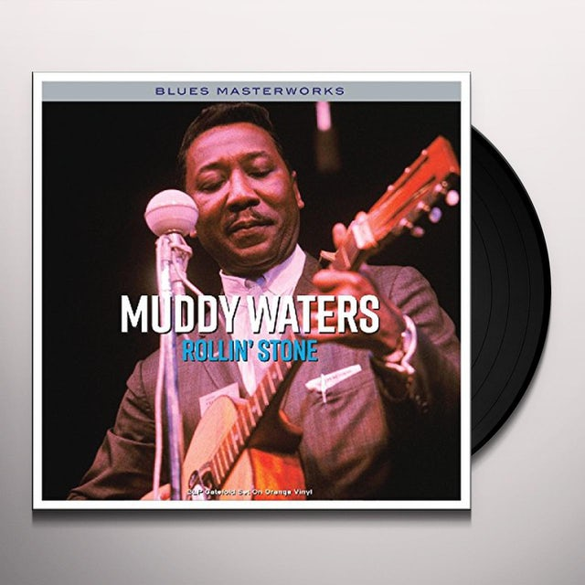 Muddy Waters ROLLIN STONE Vinyl Record