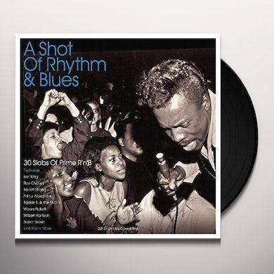 SHOT OF RHYTHM & BLUES / VARIOUS Vinyl Record