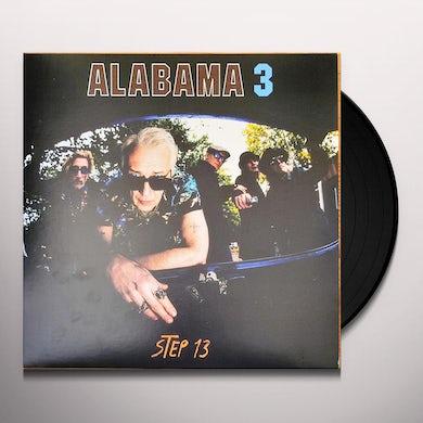 Alabama 3 STEP 13 Vinyl Record