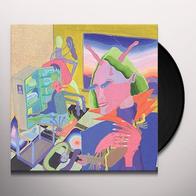 The Wytches ALL YOUR HAPPY LIFE Vinyl Record