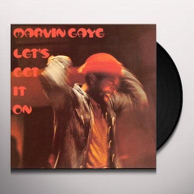 Let's Get It On (LP) Vinyl Record