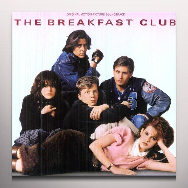 Breakfast Club (Original Soundtrack Colv) BREAKFAST CLUB / O.S.T. Vinyl Record