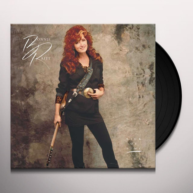 Bonnie Raitt NICK OF TIME (25TH ANNIVERSARY) Vinyl Record