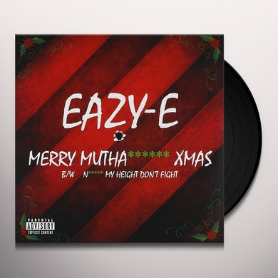 Eazy-E MERRY MUTHAFUCKIN X-MAS Vinyl Record
