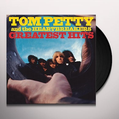 Tom Petty and the Heartbreakers GREATEST HITS Vinyl Record