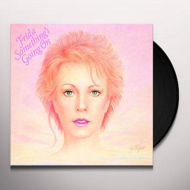Frida SOMETHING'S GOING ON Vinyl Record