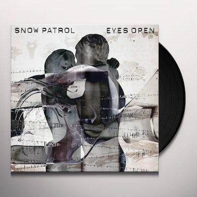 Snow Patrol Eyes Open (2 LP) Vinyl Record