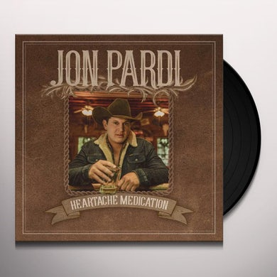 John Pardi HEARTACHE MEDICATION Vinyl Record