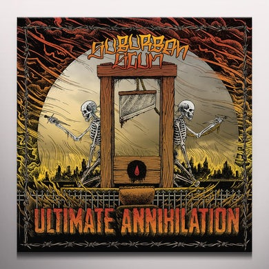 ULTIMATE ANNIHILATION Vinyl Record