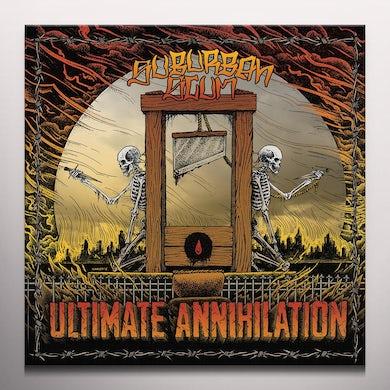 Suburban Scum ULTIMATE ANNIHILATION Vinyl Record