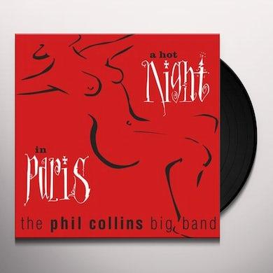 Phil Collins HOT NIGHT IN PARIS Vinyl Record