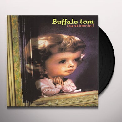Buffalo Tom BIG RED LETTER DAY Vinyl Record