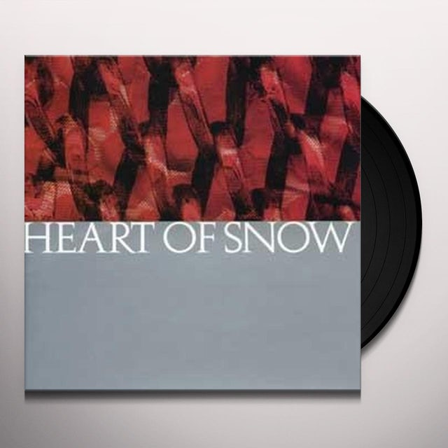 Heart Of Snow ENDURE OR MORE Vinyl Record