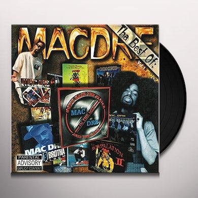Tha Best Of Mac Dre: Vol. 1: Part 2 Vinyl Record