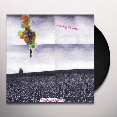 Exploding Flowers Stumbling Blocks Vinyl Record