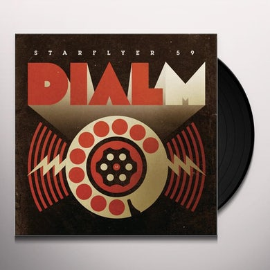 Starflyer 59 DIAL M Vinyl Record