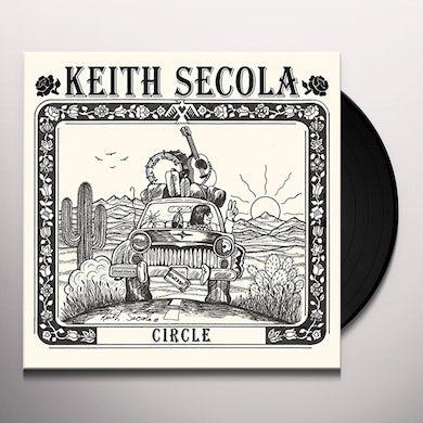 Keith Secola CIRCLE (25TH ANNIVERSARY) Vinyl Record