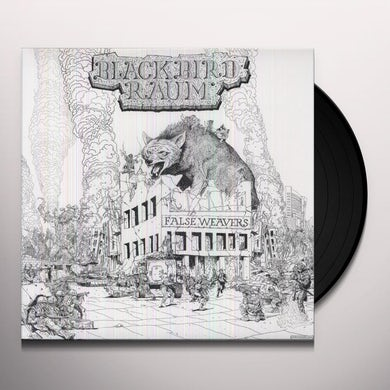 Blackbird Raum FALSE WEAVERS Vinyl Record