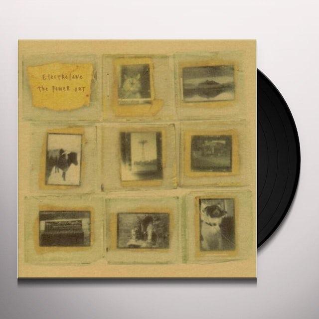 Electrelane POWER OUT Vinyl Record